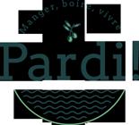 Pardi – Restaurant Méditerranéen à Paris 10ème (75010) Logo